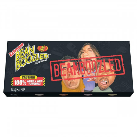 Jelly Belly Extreme Bean Boozled Box