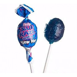 Charms Blow Pop Blue Razz