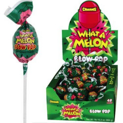 Charms Blow Pop What'a'Melon