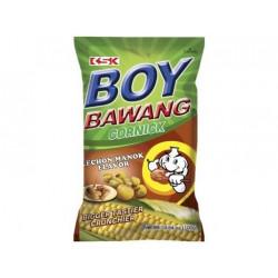 Boy Bawang Fried Corn Lechon Manok