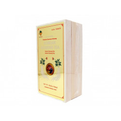 Geum Hong Korean Ginseng Tea Wood Box