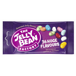 Jelly Bean Factory 36 Huge Flavours 50g