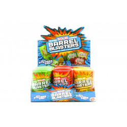 Bip Barrel Blasters Extreme Sour Candy