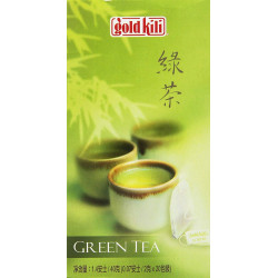 Gold Kili Green Tea Bag