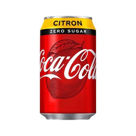 Coca-Cola Zero Citron