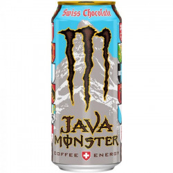 Monster Java Swiss Chocolate