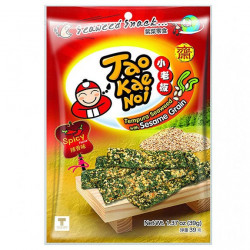 Tao Kae Noi Tempura Seaweed with Sezame Grain Spicy