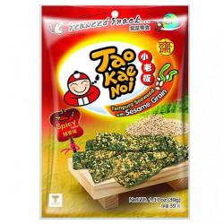 Tao Kae Noi Tempura Seaweed with Sezame Grain Spicy