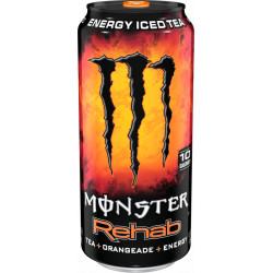 Monster Energy Rehab Orange Tea