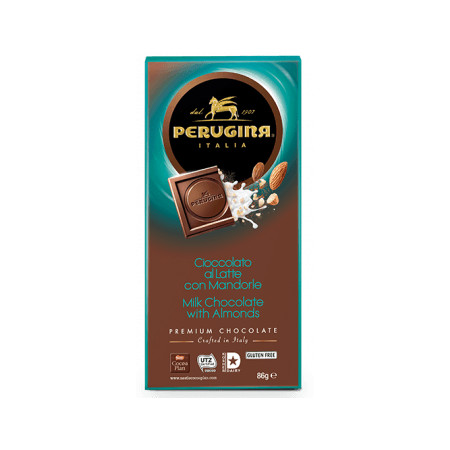 Perugina Milk Chocolate Almonds
