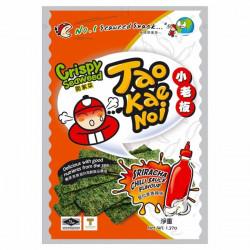 Tao Kae Noi Seaweed Sriracha Sauce