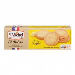 St Michel Palets au beurre French Shortbreads