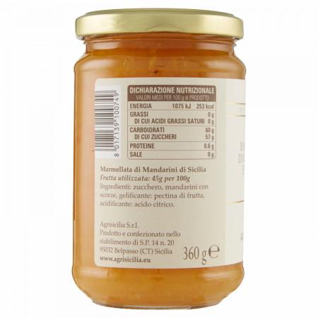 Agrisicilia Marmellata Di Mandarini