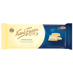 Fazer White & Milk Chocolate