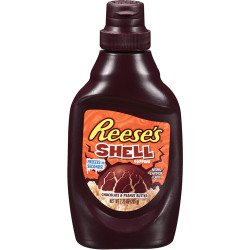 Reese's Shell Topping Chocolate & Peanut Butter