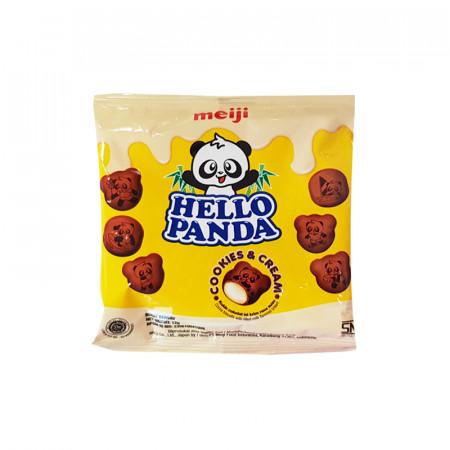 Meiji Hello Panda Cookie & Creme 12g