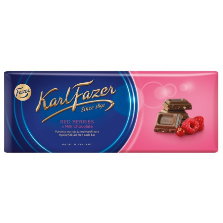 Fazer Red Berries Chocolate