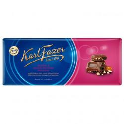 Fazer Nut & Raisin Chocolate 200g