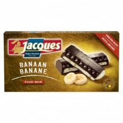 Jacques Dark Chocolate with Banana Cream