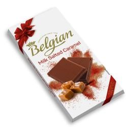 The Belgian Salted Caramel Milk Chocolate
