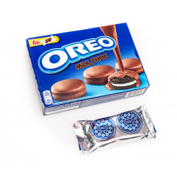 Oreo Milk Choc 2 Cookies