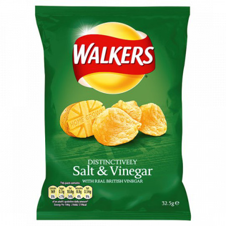 Walkers Salt and Vinegar