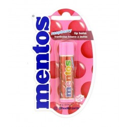 Mentos Raspberry Lip Balm