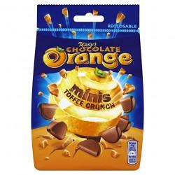 Terry's Orange Minis Toffee Crunch