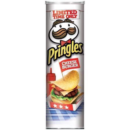 Pringles Cheesburger