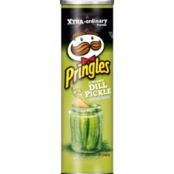 Pringles Screamin' Dill Pickle