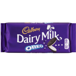 Cadbury Dairy Milk With Oreo