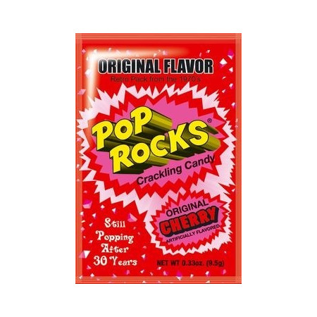 Pop Rocks Cherry