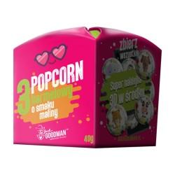 Jack Goodman Popcorn Karmelowy Malina