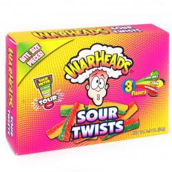 Warheads Sour Twists Box