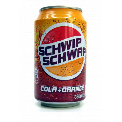 Pepsi Schwip Schwap Cola & Orange