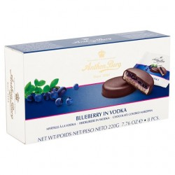 Anthon Berg Blueberry Marzipan Chocolate