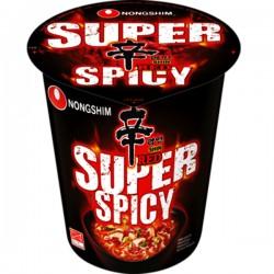 Nongshim Super Spicy Shin Ramyun Cup