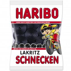 Haribo Lakritz Schnecken