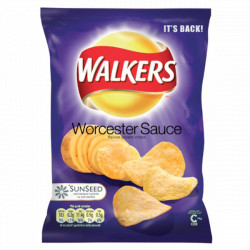 Walkers Worcester Souce