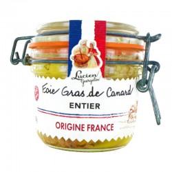 Foie gras de canard entier origine France