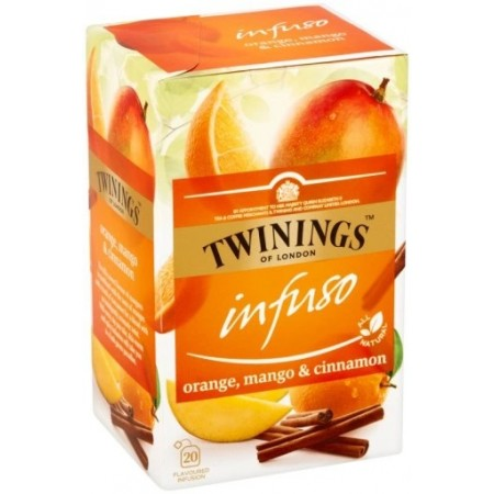 Twinings Infuso Orange Mango Cinnamon