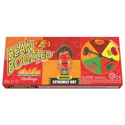 Jelly Belly Flamin Five Box