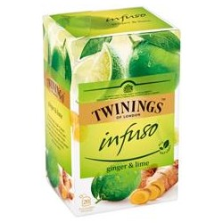 Twinings Infuso Ginger Lime