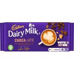 Cadbury Dairy Milk Inventor Choca-latte