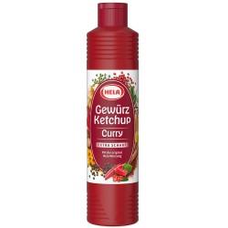 Hela Curry Gewurz Extra Hot Ketchup