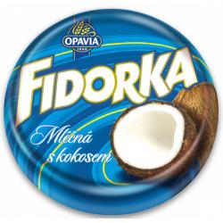 Fidorka Mléčná S Kokosem