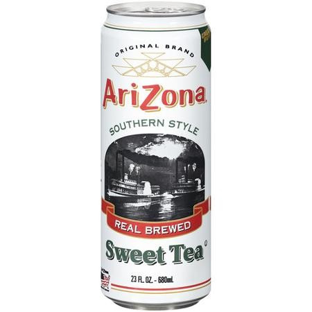 Southern Style Real Brewed Sweet Tea