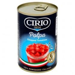Cirio Polpa Chopped Tomatoes