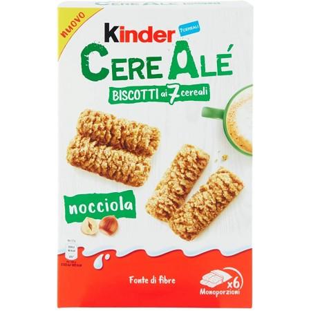 Kinder Cereale  Biscotti Nocciola