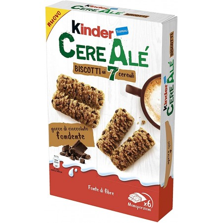 Kinder CereAlé Biscotti Cioccolato